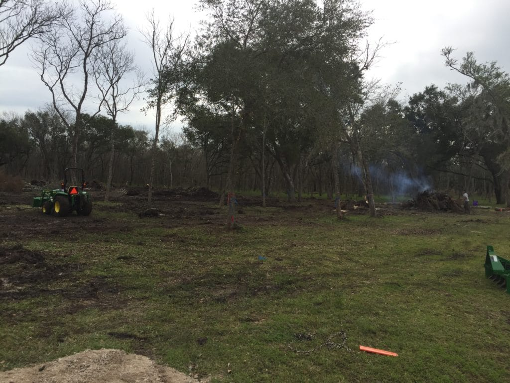 Land Clearing Photo