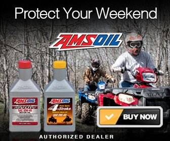 AMSOIL ATV OIL